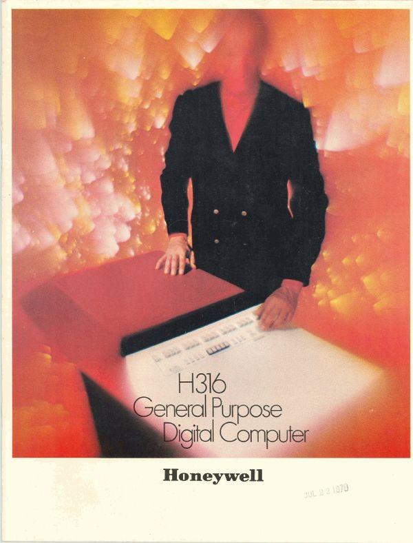 H316 General Purpose Digital Computer