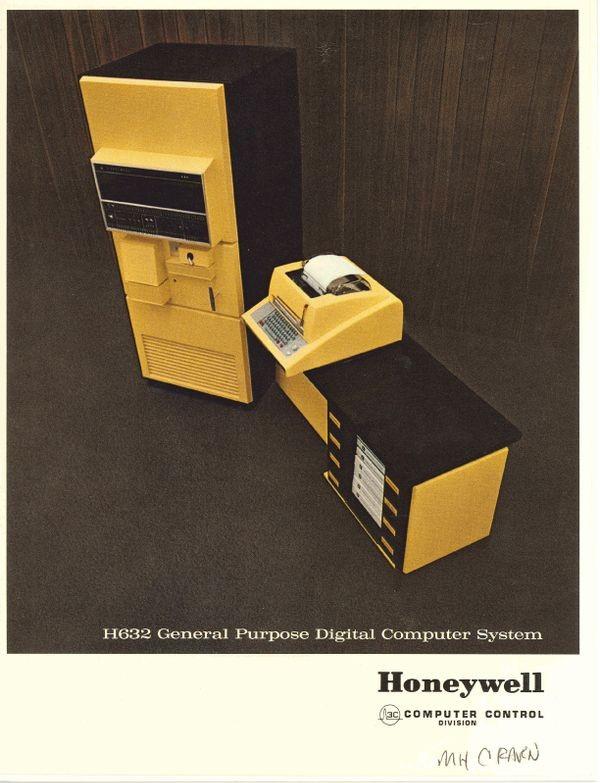 H632 General Purpose Digital Computer System