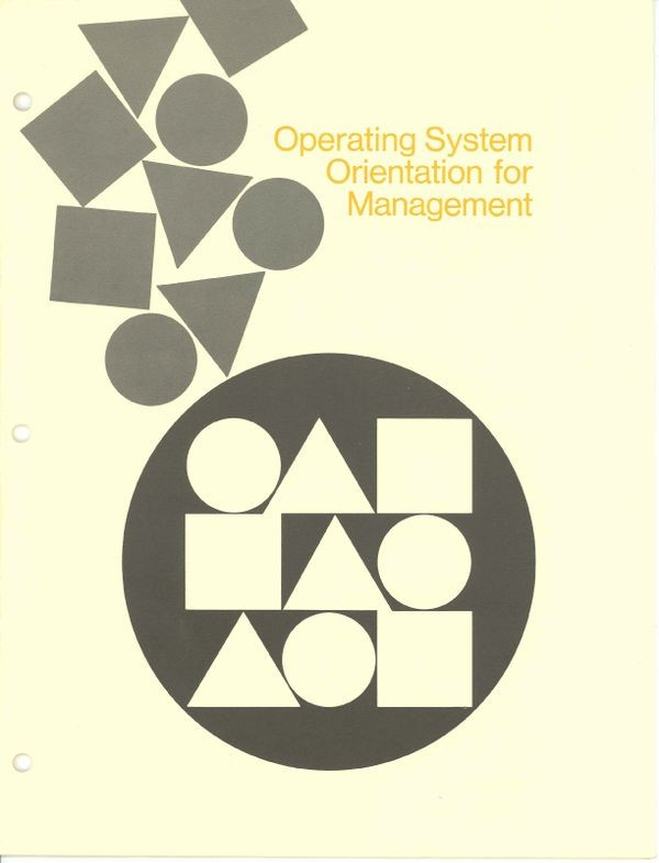 Operating System Orientation for Management