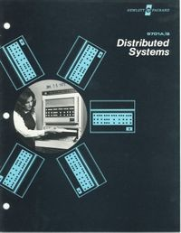 HP 9701A/B Distributed Systems