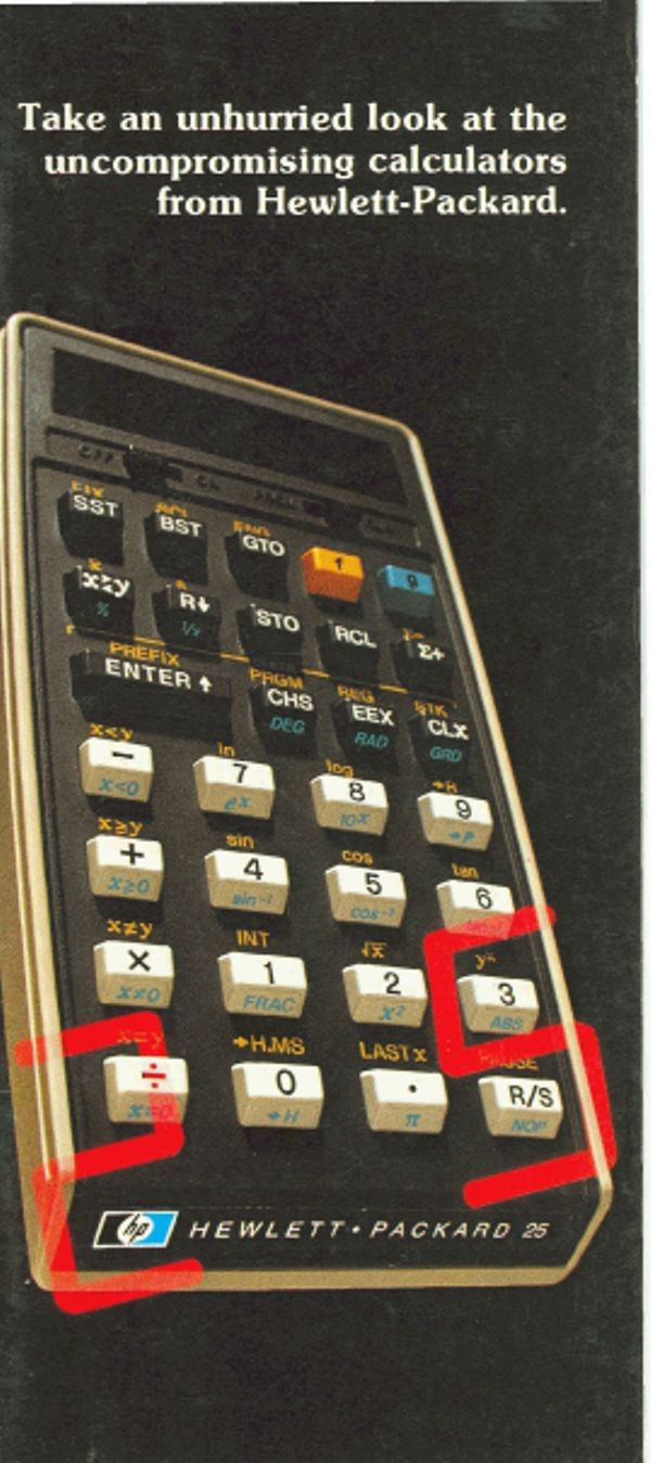 Take an Unhurried Look at the Uncompromising Calculators from Hewlett-Packard