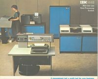 IBM 1440 New Low Cost Data Processing System
