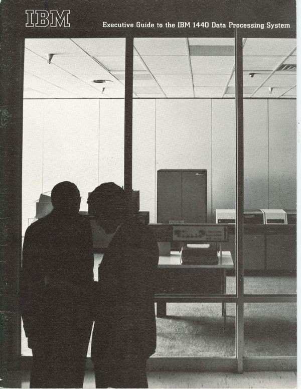 Executive Guide to the IBM 1440 Data Processing System