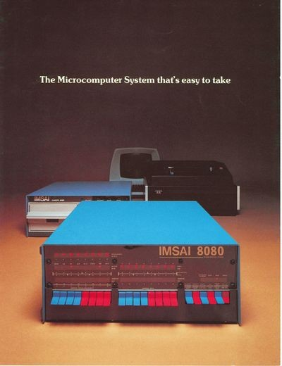 The Microcomputer System that's easy to take