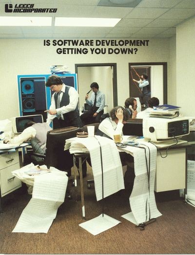 Is Software Development Getting You Down?