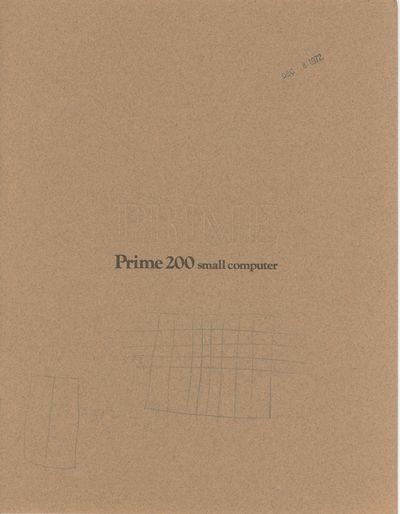 Prime 200 Small Computer