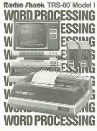 Radio Shack TRS-80 Model I