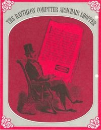 The Raytheon Computer Armchair Shopper