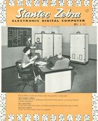Stantec Zebra Electronic Digital Computer