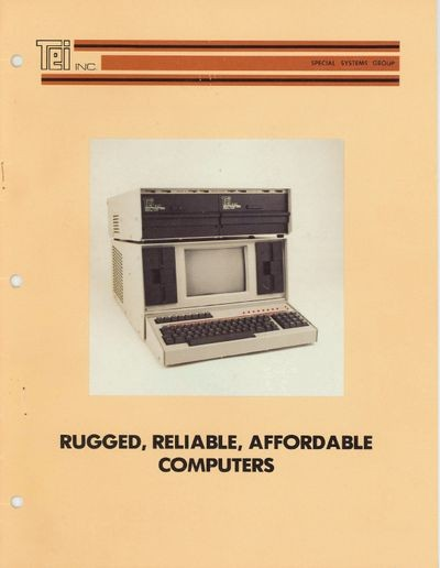 TEI, Inc.: Rugged, Reliable, Affordable Computers