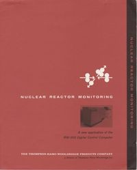 Nuclear Reactor Monitoring: A New Appliation of the RW-300 Digital   Control Computer