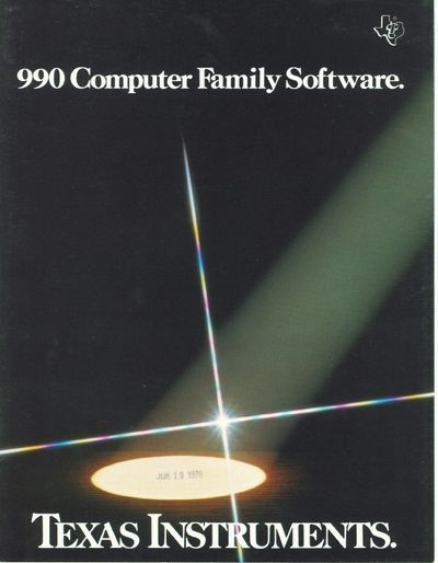 990 Computer Family Software