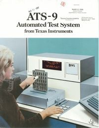 ATS-960 Automated Test System from Texas Instruments