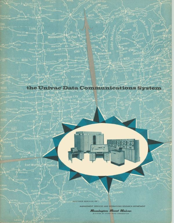 The Univac Data Communications System