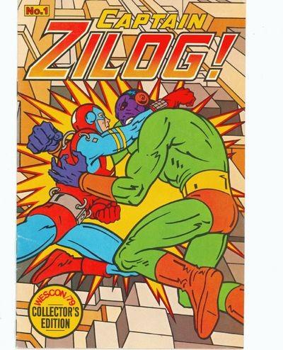 Captain Zilog!