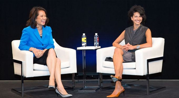 Kiva Executive Chairman Julie Hanna in Conversation with Exponentials' Marguerite Gong Hancock