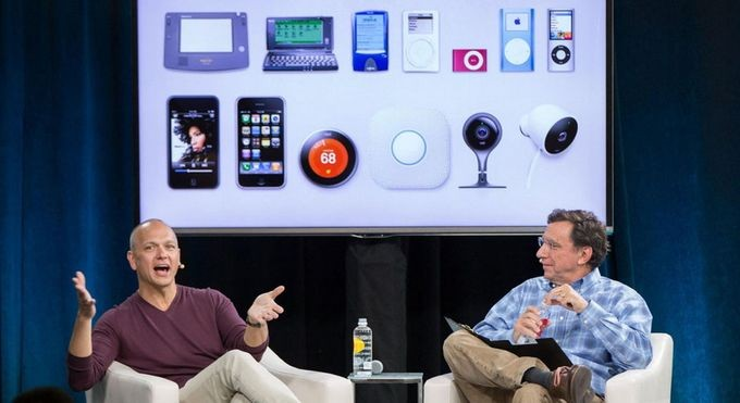 CHM Historian John Markoff  in conversation with Tony Fadell about his role in creating  the original iPod and iPhone.