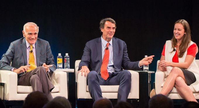 William Draper, Tim Draper, and Jesse Draper talk about their journeys as venture capitalists.