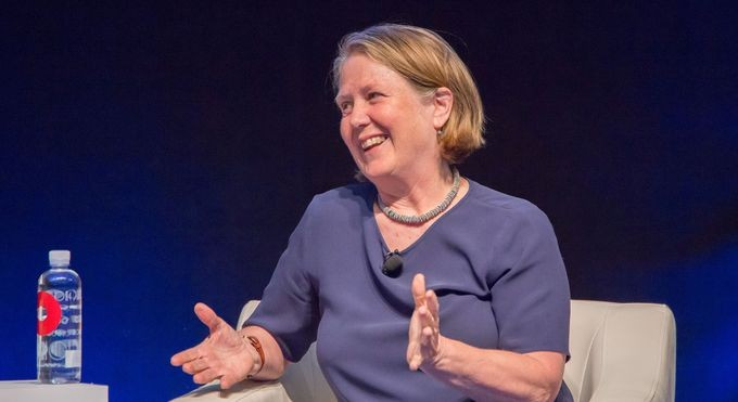 Diane Greene talks about her journey as an entrepreneur and executive building ships, companies, and the cloud.