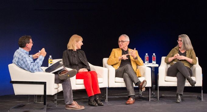 Judy Wajcman, Jean-Louis Gassée, and Cindy Cohn discuss the social impact of the iPhone with John Markoff.