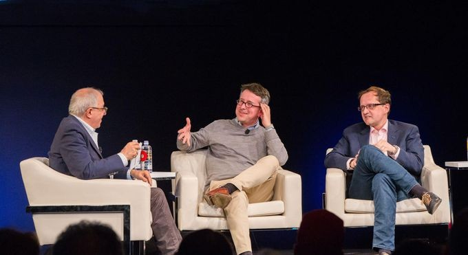 Benedict Evans and Bertrand Schmitt discuss the economic impact of the iPhone with Steven Levy.