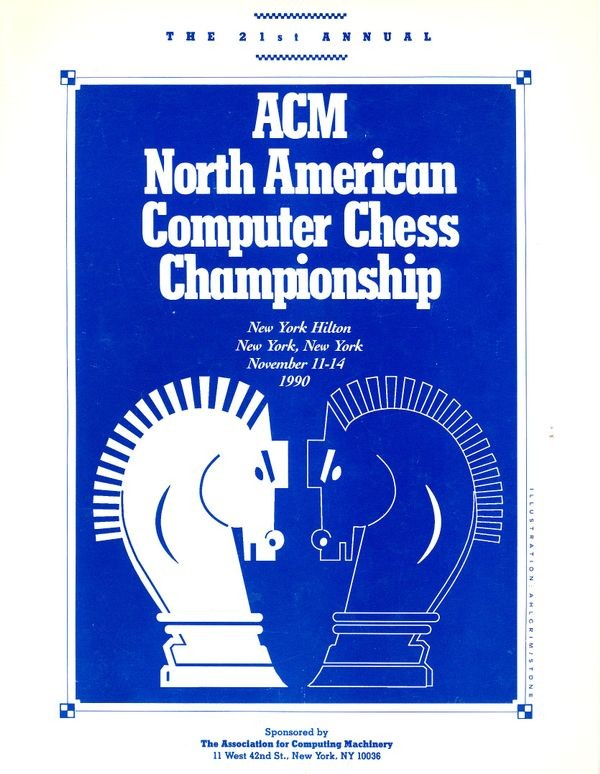 The 21st Annual ACM North American Computer Chess Championship