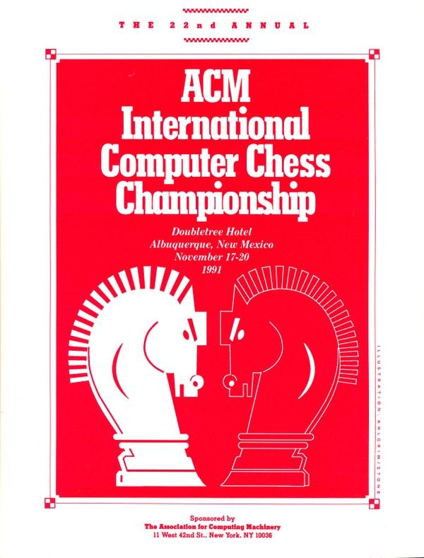 The 22nd ACM International Computer Chess Championship