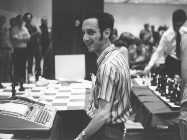 Atkin at 6th ACM North American Computer Chess Championship in Minneapolis