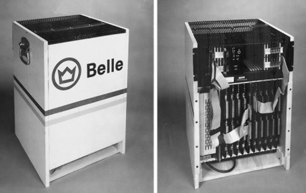 Belle chess-playing computer