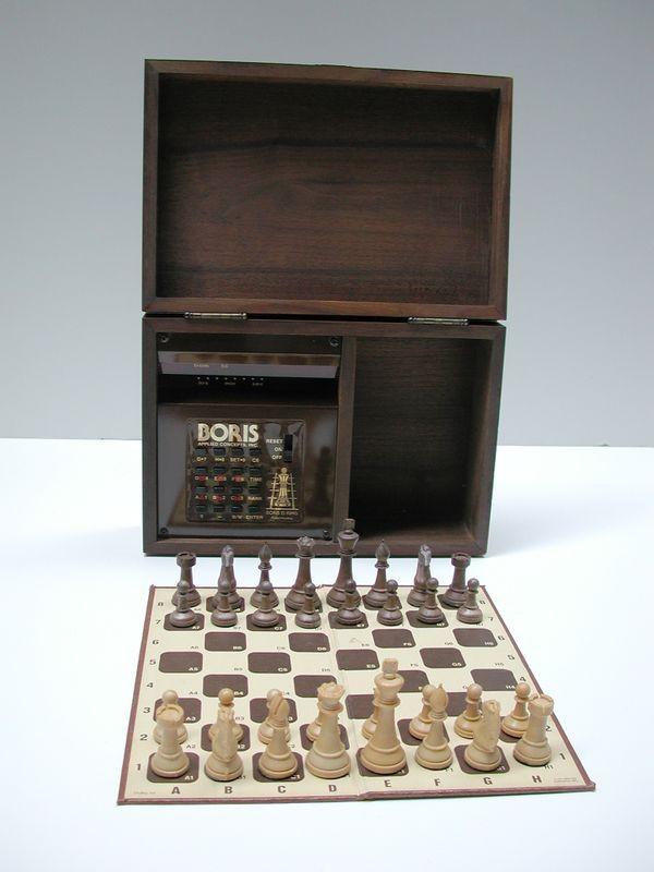 Boris Electronic Chess Computer