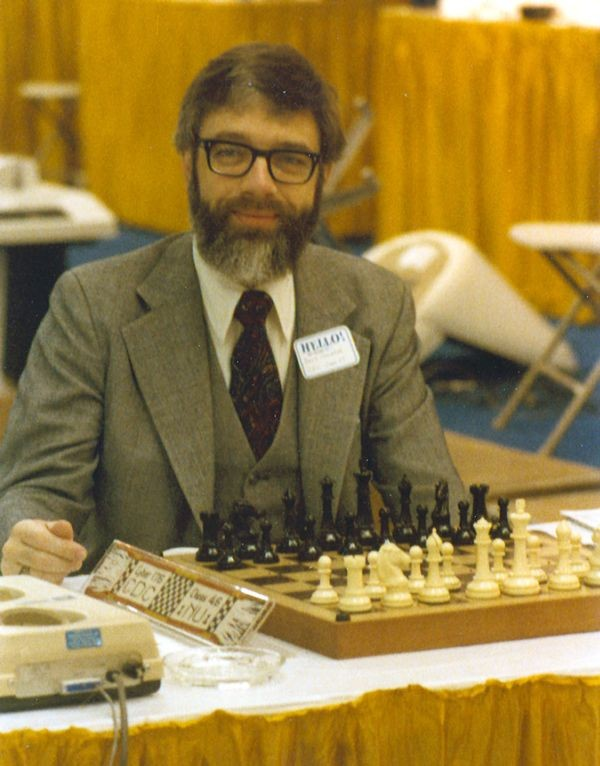 Cahlandar at 9th ACM North American Computer Chess Championship in Washington, D.C.