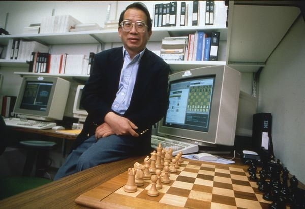 Deep Blue Project Manager C  J  Tan | Mastering the Game