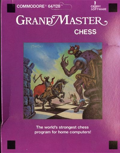 Grandmaster Chess program