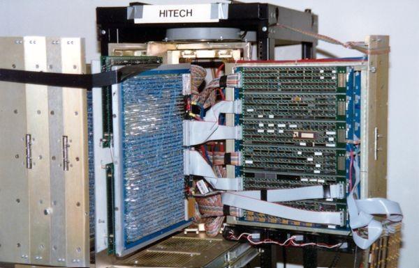 Hitech chess machine