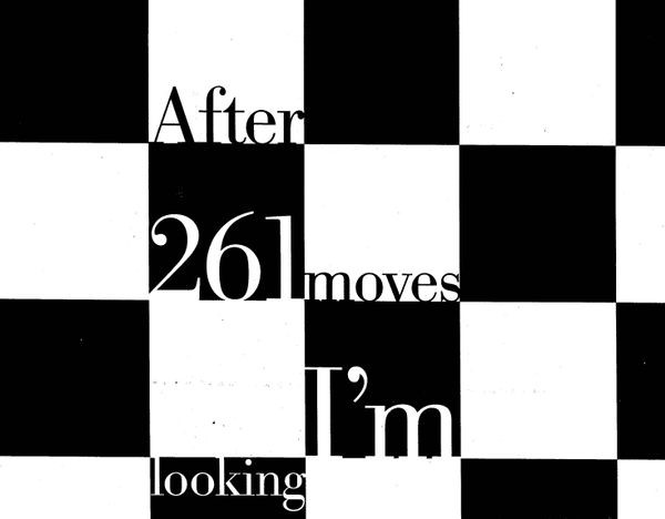 IBM advertisement: After 261 Moves I'm Looking for a More Permanent Position
