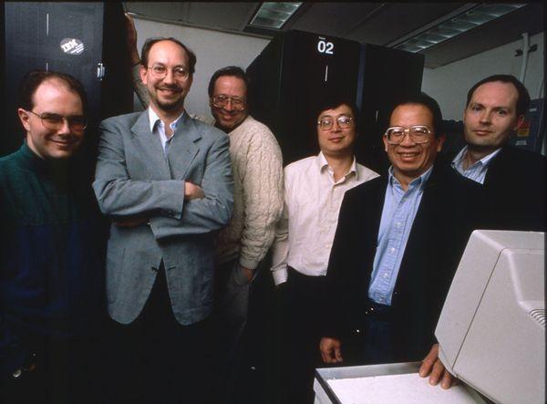 IBM Deep Blue Team