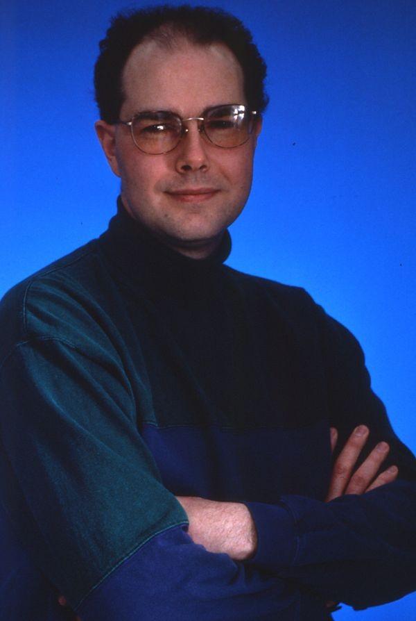 Deep Blue Team Member Joe Hoane
