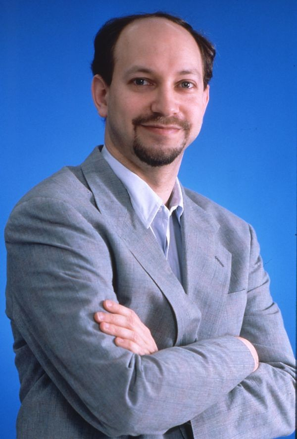 Grandmaster Joel Benjamin and member of the 1997 Deep Blue team