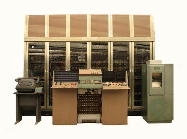 Johnniac computer