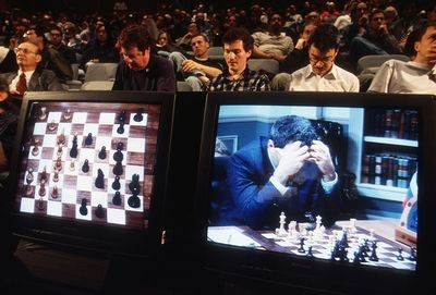 Garry Kasparov vs. Deep Blue