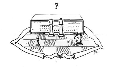 Illustration from Microchess: A Chess Playing Program for the 8080 Microcomputer