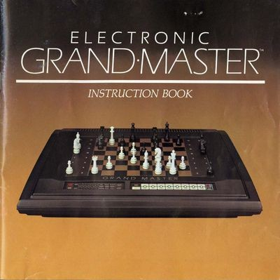 Electronic Grandmaster Instruction Book