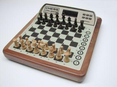 Sensory Chess Challenger