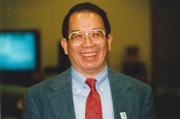 C.J. Tan, Deep Blue vs. Kasparov match in Philadelphia, Pennsylvania