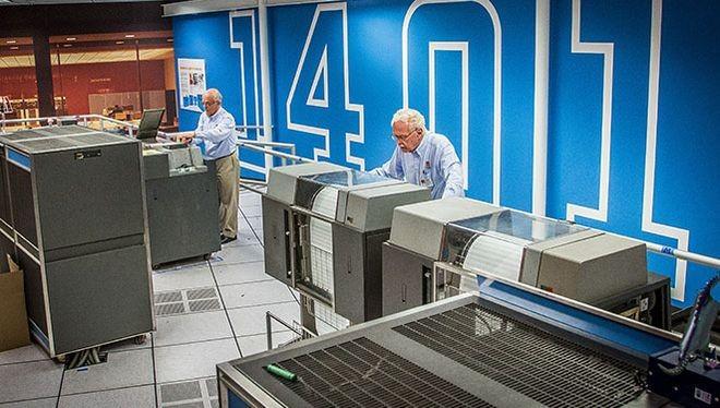 IBM 1401 Demo Lab | Computer History Museum