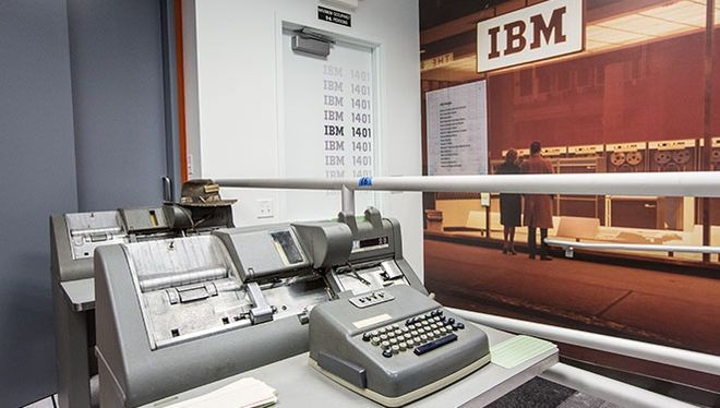 IBM 1401 Demo Lab
