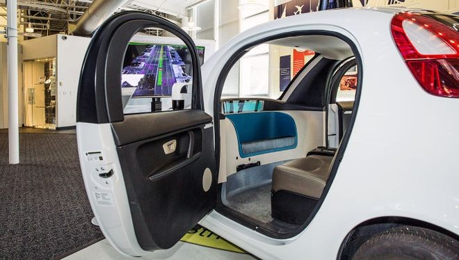 Where To? A History of Autonomous Vehicles