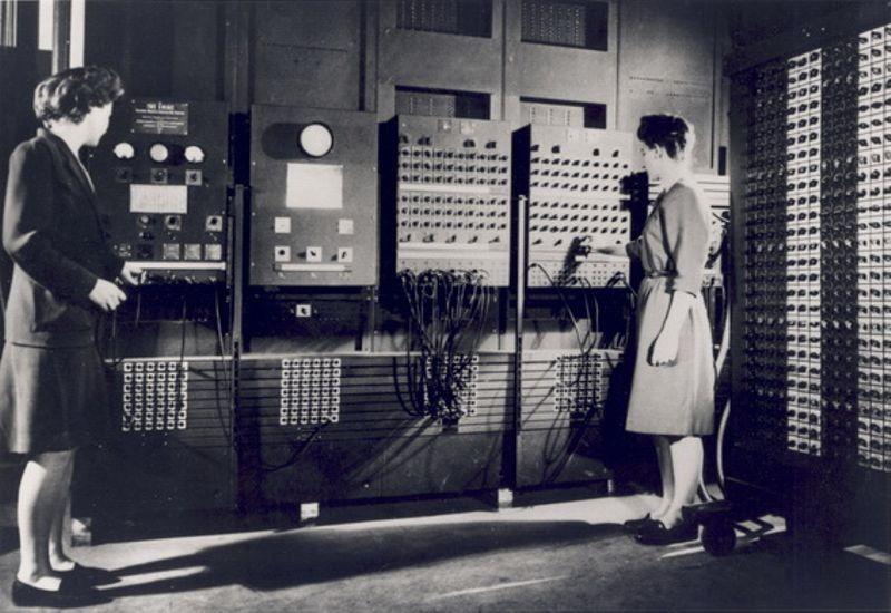 ENIAC, ca. 1946