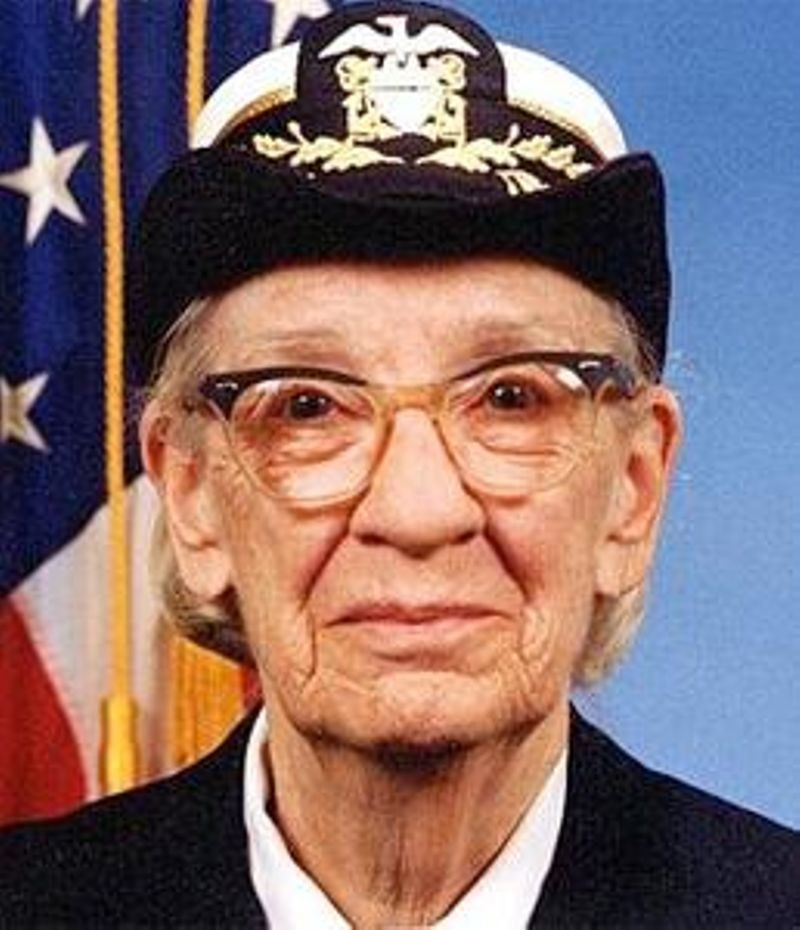 Grace Murray Hopper | Visto en Ciberninjas