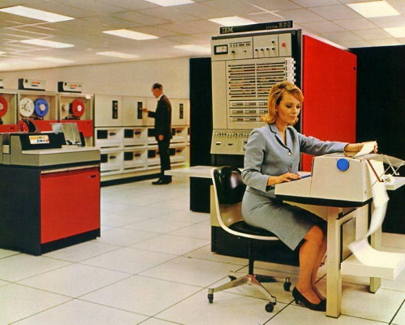 IBM System/360 Model 65, 1965